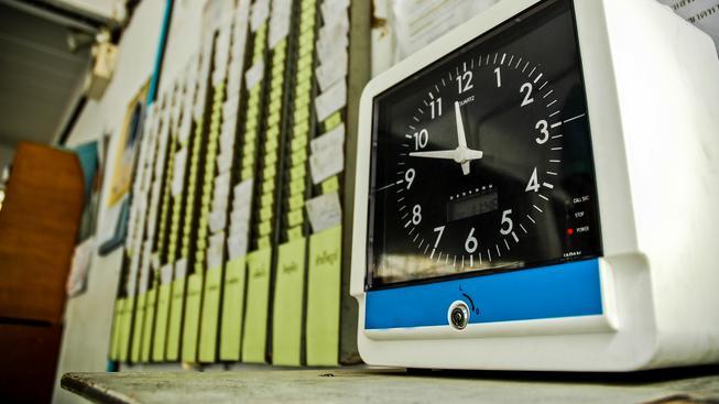 Je pracovní doba od-do minulostí? Ilustrační snímek