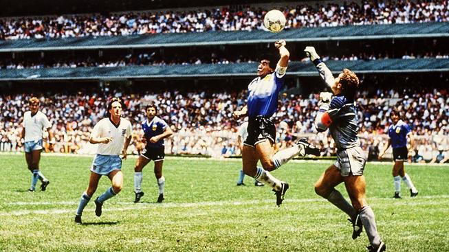 Moment, který se zapsal do fotbalových dějin