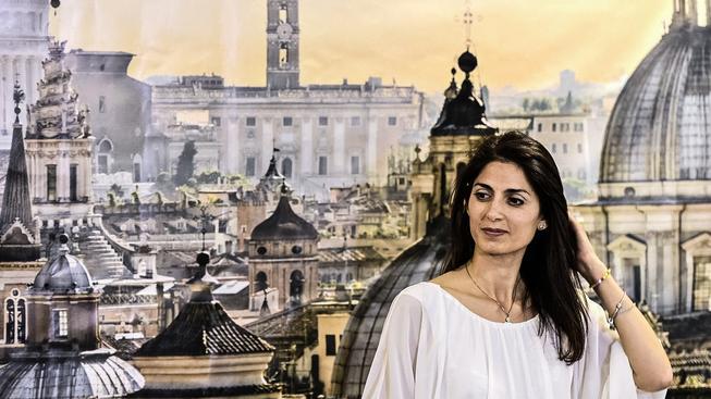 Virginia Raggiová je první ženskou starostkou v dějinách Říma
