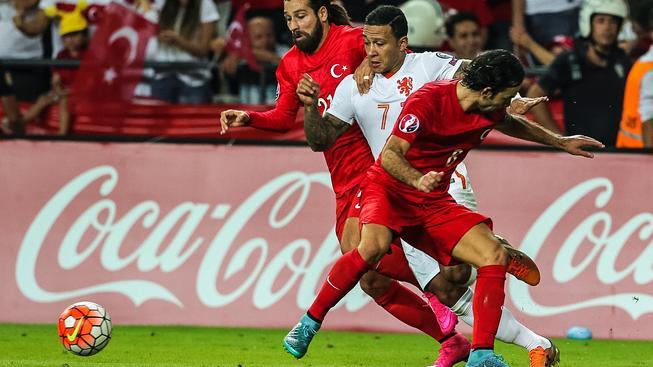 Turecká defenziva v kvalifikaci vygumovala ofenzivní Nizozemce