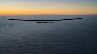 Letoun Solar Impulse 2 přeletěl Alantik