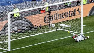Nejgólovější byl duel Maďarska s Portugalskem, v němž padlo 6 branek