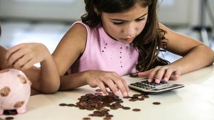 Až 300 tisíc českých dětí nedostává výživné od svých rodičů. Ilustrační snímek