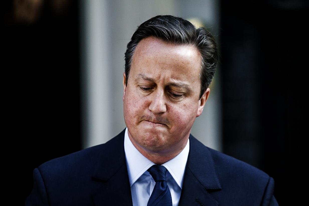 Britská vláda se chystá vyšetřit lobbování expremiéra Camerona