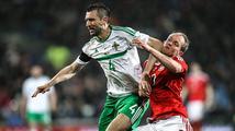 Osmifinále, které nikdo nečekal. Velšané i Severní Irové mluví před ostrovním derby o titulu