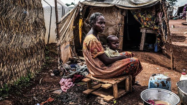 Africké státy bohatnou, k běžným lidem se ale tyto peníze jen tak nedostanou