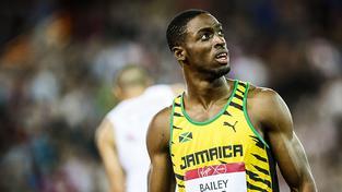 Boltův parťák ze zlaté štafety, Kemar Bailey-Cole