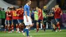 Španělsko je náš strašák, přiznal před reprízou finále Ital Chiellini