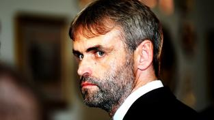 Odcházející šéf UUOZ Robert Šlachta
