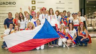 Po návratu z olympiády čeká české olympioniky povinné testování na ziku