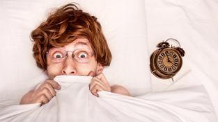 Nespavost dokáže ničit život. Ilustrační snímek