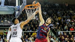Výborné výkony v dresu slavné Barcelony pomohly Satoranskému do zámořské NBA
