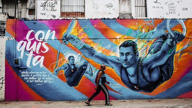 Všichni, včetně Brazilců očekávají, že olympiáda bude velkou katastrofou