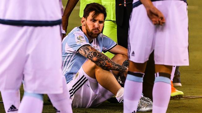 Lionel Messi dostal za daňové podvody 21 měsíců