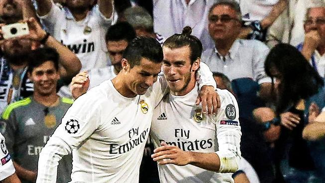 Cristiano Ronaldo a Gareth Bale: kamarádi z Realu a dnešní soupeři