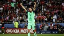 Ronaldo vyrovnal rekord a posunul Portugalsko po 12 letech do finále ME