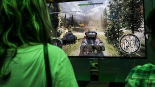 Populární tanková hra běloruských vývojářů. Ilustrační snímek