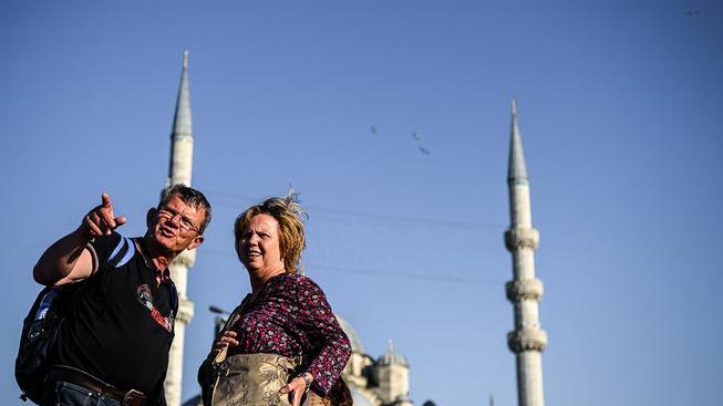 V Istanbulu bývá obvykle hlava na hlavě. Nikoli však letos
