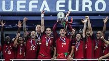 Šach mat domácí Francii! Euro ovládli Portugalci, a to i bez zraněného Ronalda