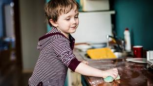 Domácí práce mají velký vliv na úspěšnou budoucnost vašich dětí. Ilustrační snímek