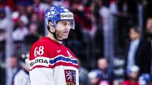 Jágr českému týmu na Světovém poháru nepomůže