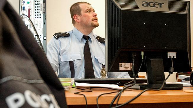 Nejdražší nájem na jednoho zaměstnance? Vede Krajské ředitelství policie v Praze. Ilustrační snímek
