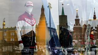 Kdo si neoblékne ruskou olympijskou kolekci pro Rio? Pár sportovců to přece jejn bude