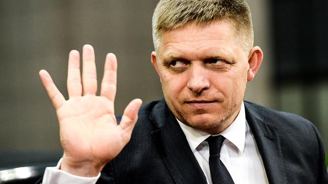 Jen ten pan Spock ještě slovenskému premiérovi moc nejde