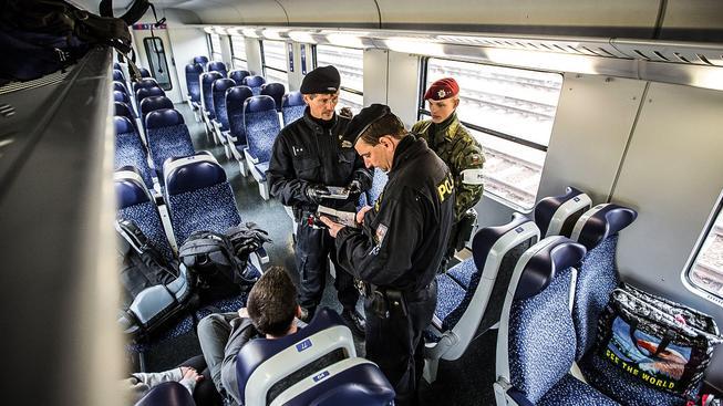 Posílení ochrany hranic není úplně zbytečný krok vzhledem k současné bezpečnostní situaci