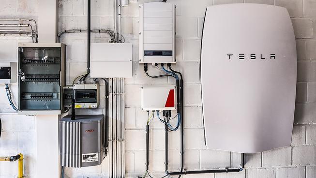 Tak vypadá baterka na skladování energie od Tesly