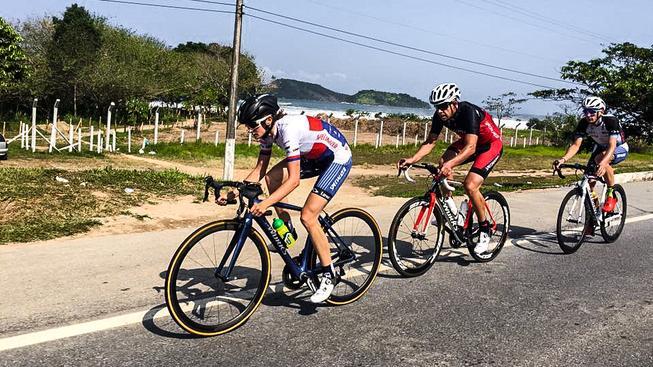 Martina Sáblíková trénuje v Brazílii, protože stále věří, že bude moci na olympiádě startovat