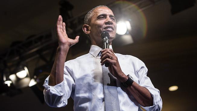 Americký prezident Barrack Obama zmírnil tresty více než dvěma stovkám vězňů