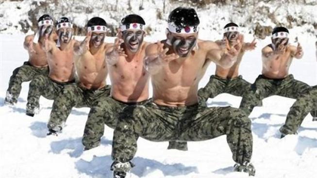 South-Korea-Army