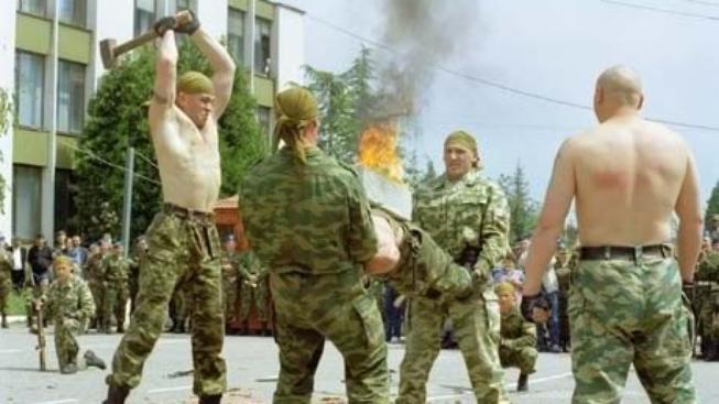 Russian-Spetsnaz-Training