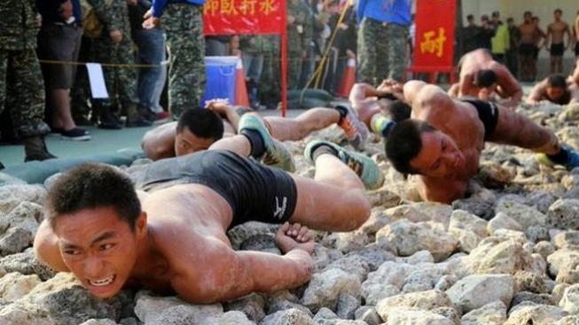 taiwan training