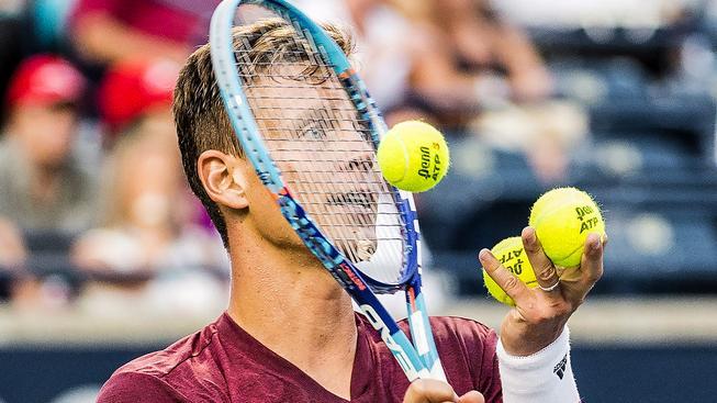 Český tenista Tomáš Berdych doufá, že mu spolupráce s wimbledonským vítězem pomůže vyhrát grandslam