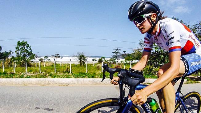 Martina Sáblíková v Brazílii trénovala marně