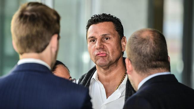 Vladimír Růžička u soudu odmítl, že spáchal trestný čin
