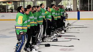 Brazilský hokejový tým
