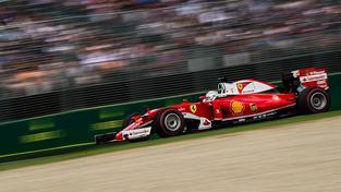 Ferrari vstoupilo do nové sezony třetím místem ve Velké ceně Austrálie