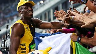 Boltova olympijská sbírka čítá už sedm zlatých medailí. Nejcennější kov bude obhajovat i na dvoustovce a ve štafetě 4x100