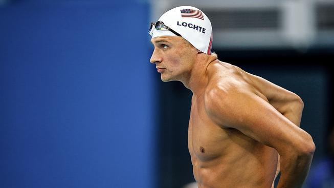 Ryan Lochte si z Ria odveze olympijské zlato i nepříjemný zážitek