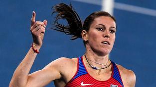 Hejnová zaběhla v semifinále svoje letošní maximum 54,55 sekundy