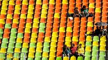 Kde jsou všichni? Olympiáda připomíná pohřební síň, přesto se Rio chlubí prodejem lístků