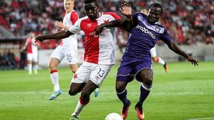 Fotbalisté Slavie s Anderlechtem nezazářili