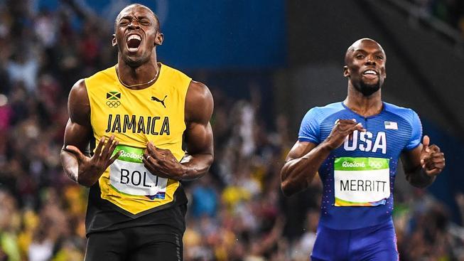 Usain Bolt se pokusí dokonat své dílo ve štafetovém běhu na 4x100 metrů