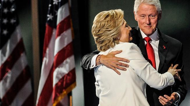 Stárnoucí Bill se možná vrátí do Bílého domu. Tentokrát však v úplně jiné roli