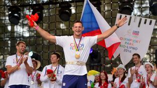 Pouze jednou nezískala česká nebo československá výprava na LOH žádnou zlatou medaili. Bylo to hned při první účasti v roce 1920 v Antverpách