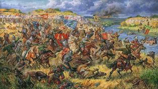 Evropa měla štěstí, mongolští válečníci se ze dne na den zvedli a odtáhli zpět na východ