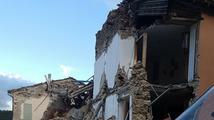 Zemětřesení v centru Itálie